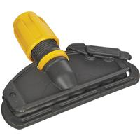 Держатель МОПа A-VM 15 см пластик темно-серый/желтый