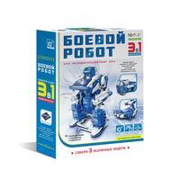 Конструктор NDPlay Робототехника Боевой робот 3 в 1