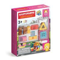 Конструктор магнитный Magformers 705009 Maggy's House Set
