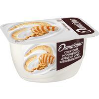 Продукт творожный Даниссимо со вкусом мороженого Грецкий орех-кленовый сироп 5.9% 130 г