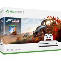 Игровая приставка Microsoft Xbox One S 1 Тб + Forza Horizon 4