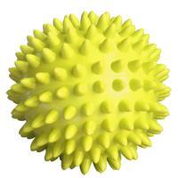 Мяч массажный Larsen SM-4 желтый 7 см