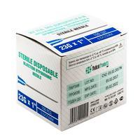 Игла инъекционная SF-Medical 23G (0.6х25 мм, 100 штук в упаковке)