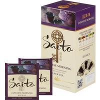 Чай Saito Japanese Morning черный 25 пакетиков