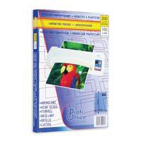 Пленка для ламинирования ProfiOffice 216x303 мм (А4) 100 мкм глянцевая (100 штук в упаковке)