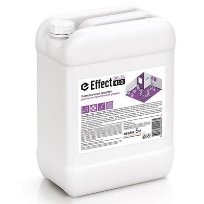 Моющее средство для послестроительной уборки Effect Delta 410 5 л (концентрат)