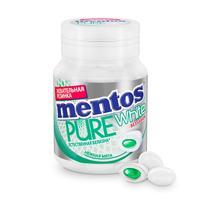 Жевательная резинка Mentos Pure Fresh Нежная мята 54 г