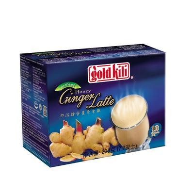 Имбирный напиток Gold Kili латте с медом 10 пакетиков