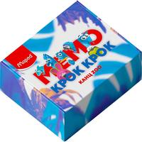 Карточная игра Maped в подарок!
