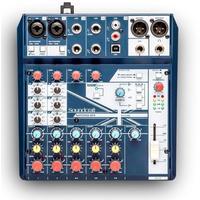 Пульт микшерный Soundcraft Notepad-8FX