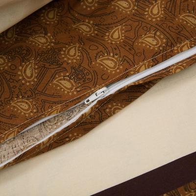 Постельное белье СайлиД A-87 (1.5-спальное, 2 наволочки 70х70 см, поплин)
