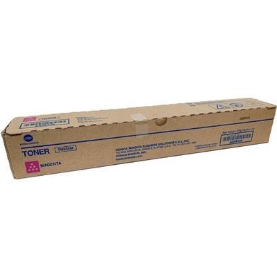 Тонер-картридж Konica Minolta TN-328M пурпурный оригинальный