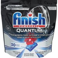 Таблетки для посудомоечных машин Finish Quantum Ultimate (30 штук в упаковке)
