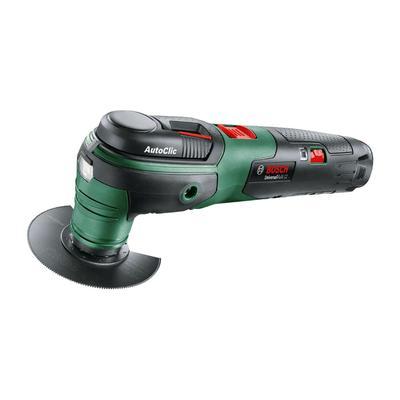 Многофункциональный инструмент Bosch аккумуляторный UniversalMulti 12 Solo (0603103020)