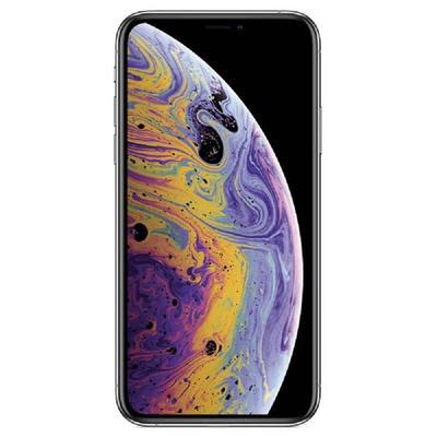 Смартфон Apple iPhone XS 256 ГБ серебристый (MT9J2RU/A)