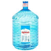 Бутилированная питьевая вода Легенда Гор Архыз 19 л (одноразовая бутыль)