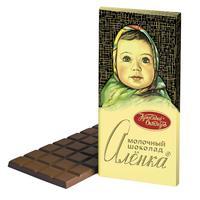 Шоколад Красный Октябрь Аленка молочный 200 г