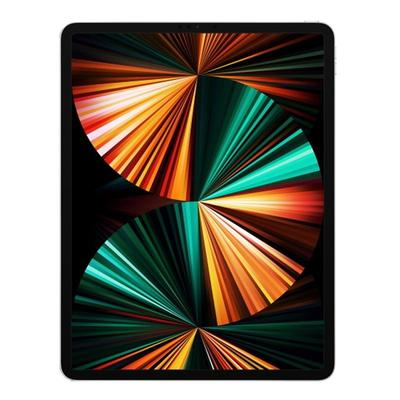 Планшет Apple iPad Pro 12.9 Wi-Fi+Cell 256 ГБ серебристый MHR73RU/A (2021)