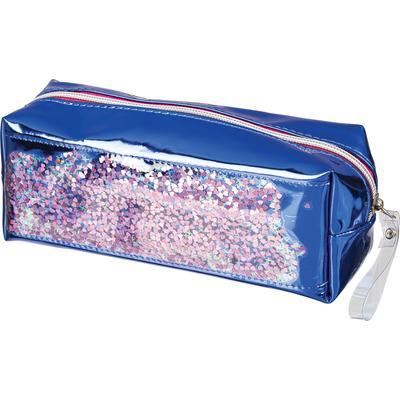 Пенал-косметичка №1 School Star Dust фиолетовый