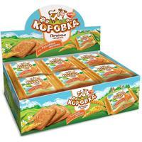 Печенье сахарное Рот Фронт Коровка Топленое молоко 42 г