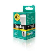 Лампа светодиодная Camelion LED9-R63/830/E27,9Вт,220В 13476