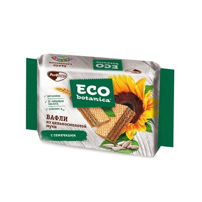 Вафли Eco Botanica с семечками 145 г