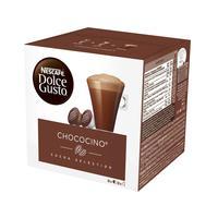 Шоколад в капсулах для кофемашин Nescafe Dolce Gusto Chococino (16 штук в упаковке)