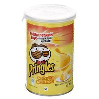 Чипсы Pringles со вкусом сыра 70 г