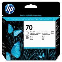 Головка печатающая HP 70 C9410A серая и глянец