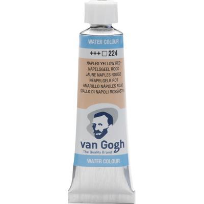 Краска акварельная Van Gogh желто-красный неаполитанский в тубе 10 мл