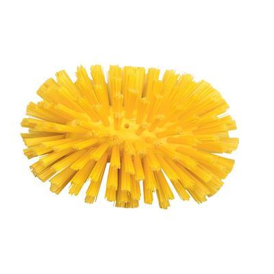 Щетка-ерш Hillbrush с подачей воды жесткая 216х137 мм желтая