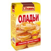 Смесь для выпечки С.Пудовъ Оладьи 500 г