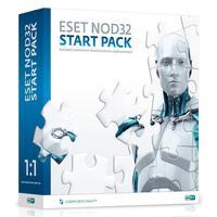 Антивирус Eset NOD32 Start Pack база для 1 ПК на 12 месяцев (NOD32-ASP-NS(BOX)-1-1)
