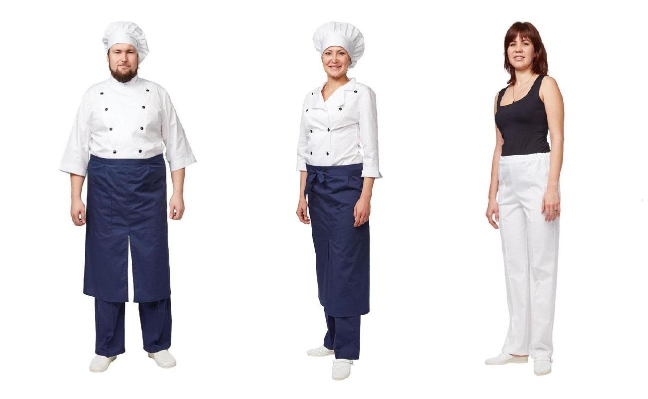 Коллекция униформы для поваров у14