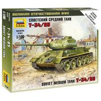 Сборная модель Звезда Советский средний танк Т-34/85