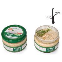 Хумус с кедровыми орешками ВкусВилл 200 г