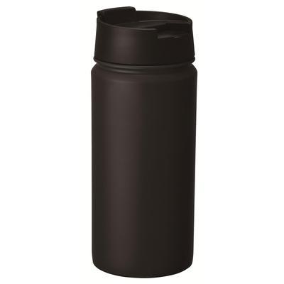 Термобутылка 500 мл черная WR-8339