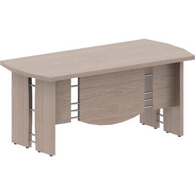 Стол руководителя Born (дуб девон, 1700x800x750 мм)