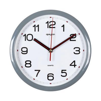 Часы настенные Apeyron PL200909 (22х22х5 см)