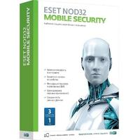 Антивирус ESET NOD32 Mobile Security база для 3 ПК на 24 месяца (электронная лицензия, NOD32-ENM2-NS(EKEY)-2-1)