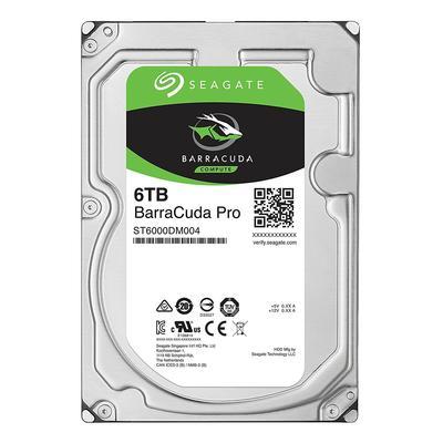 Жесткий диск Seagate 6 Tb 3.5 дюйма SATA 3 ST6000DM004