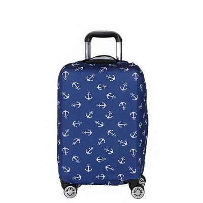 Чехол для чемодана Fabretti W1002-M синий