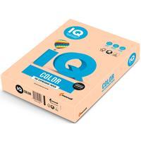 Бумага цветная для печати IQ Color бежевая пастель SA24 (А4, 160 г/кв.м, 250 листов)