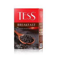 Чай Tess Breakfast черный 100 г