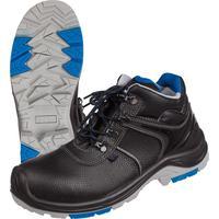 Ботинки Flagman натуральная кожа черные с композитным подноском размер 44