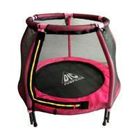 Батут DFC Jump Kids 48 розовый (120 см)