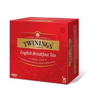 Чай Twinings English Breakfast Tea черный 50 пакетиков