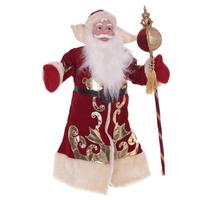 Фигурка декоративная Дед Мороз (30.5x16.5x61 см )