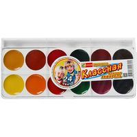 Акварельные краски Спект Классная медовые 24 цвета