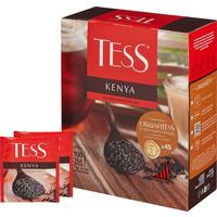 Чай Tess Kenya черный 100 пакетиков